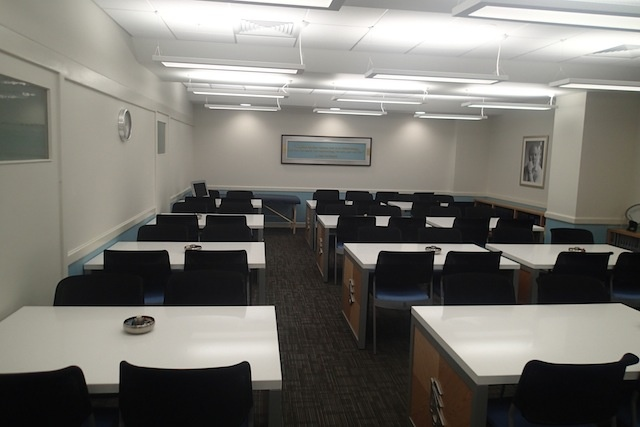 sydney courseroom