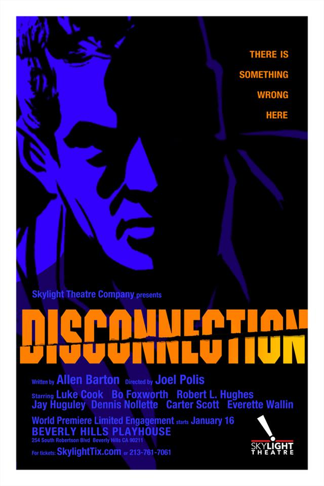 Diconnection Poster