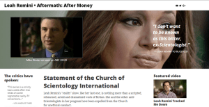 Scientology Dead Agents* Itself