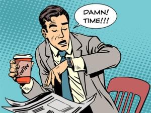 Der Partner nervt durch seine Unpünktlichkeit. Wer kann sein Verhalten ändern? Sie? Der Paarberater? Oder Ihr Partner?