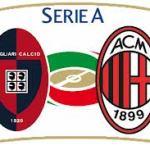 Cagliari-Milan Live Serie A 2014/2015