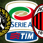 Udinese-Milan Live Serie A 2016/2017