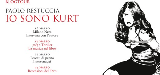 blogtour IO sono Kurt