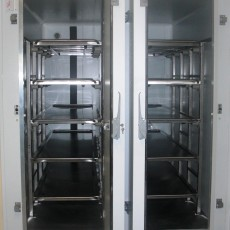 Freezer & chiller mortuary