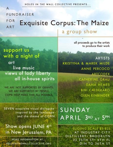 EXQUISITE CORPUS_fundraiser Milde