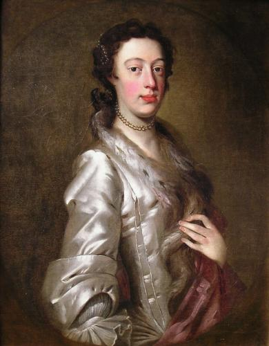 Margaret Peg Woffington (c1714-1760)