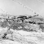 Küstenartillerie der italienischen Marine in Stellung. 27aug 1943