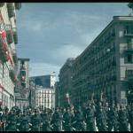 Naples during Hitler's state visit. 1