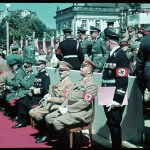 Reichs Veterans Day color adolf hitler