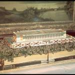 Solid gold model of the Haus der Deutschen Kunst given to Hitler for his 50th birthday from Goering.