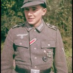 german young soldier from feldherrnhalle