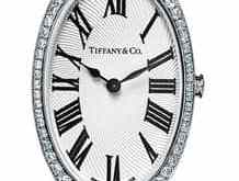 TIFFANY & CO – MONTRE COCKTAIL