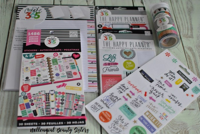 If you don't know about the Happy Planner, let me introduce you. These fun, effective, gorgeous planners are the best thing for organization...and fun!
