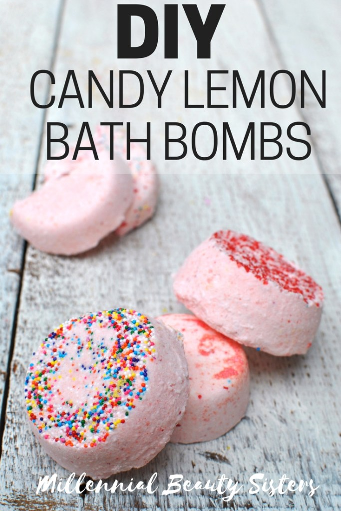 If you love Lemon Bath Bombs you need to try this DIY recipe! They're easy to make, beautiful, and they make an excellent gift!
