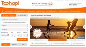 Code promo Tohapi (vacances directes) réduction 2017
