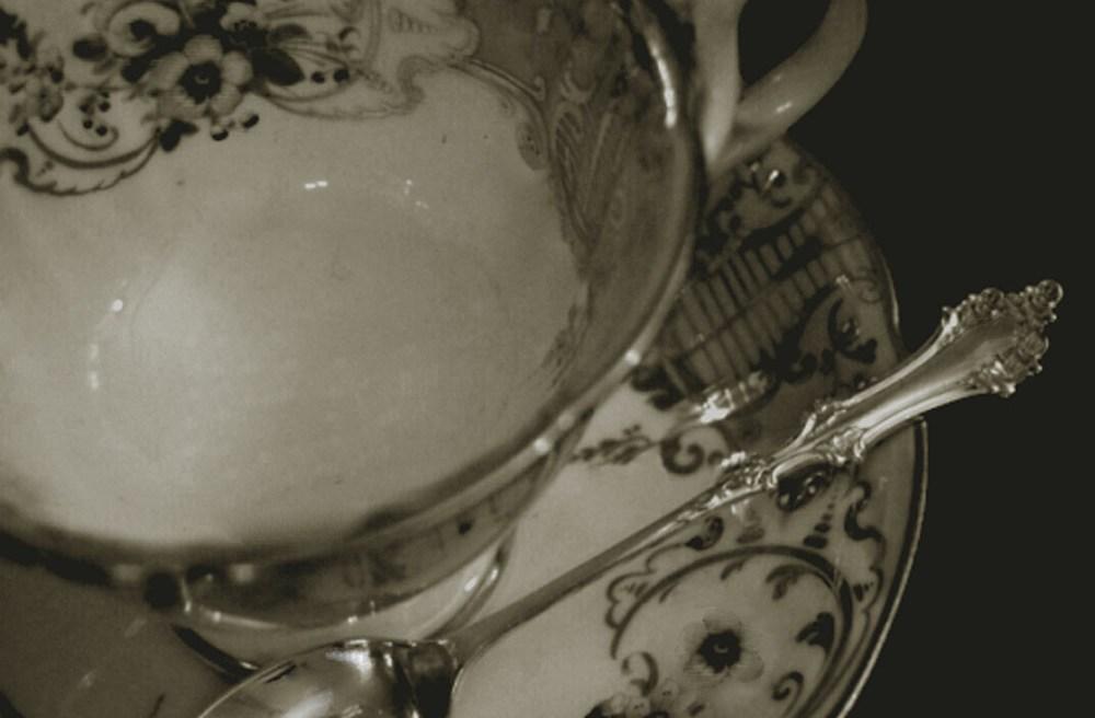 Millieto - Antique Tea spoon