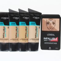 L'Oréal Paris   Infallible Pro-Glow Foundation