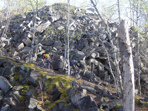 Why are the Millstone Trails So Unique?