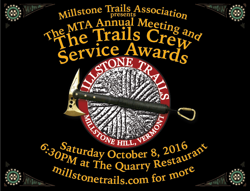 Annual Meeting and Trails Crew Awards