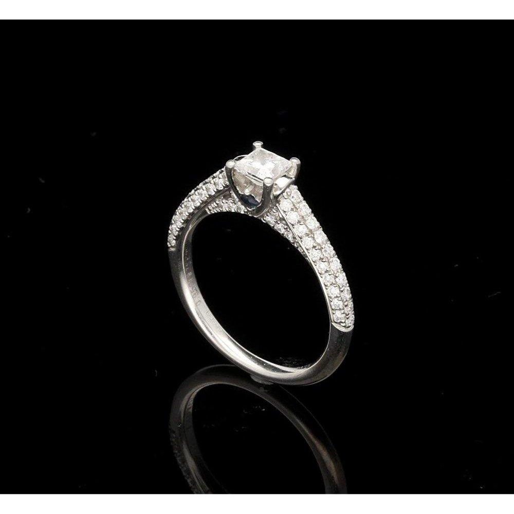 Outstanding Vera Wang Love Collection Diamond Engagement Ring P1580 4697 Image Vera Wang Engagement Rings Vera Wang Engagement Rings Women wedding rings Vera Wang Engagement Ring