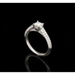Small Crop Of Vera Wang Engagement Ring
