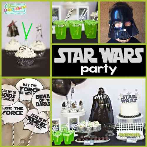 Dining Star Wars Jedi Star Wars Birthday Party Star Wars Jedi Star Wars Birthday Party Star Wars Party Invitations Star Wars Party Food