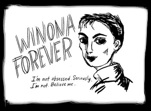 Comic: Winona Forever