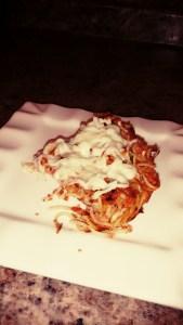 Spaghettie Frittata