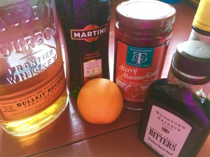 The makings of a Manhattan