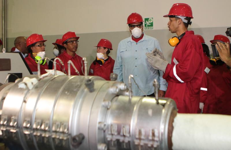 Fonden otorga Bs. 180 millones a seis empresas comunales