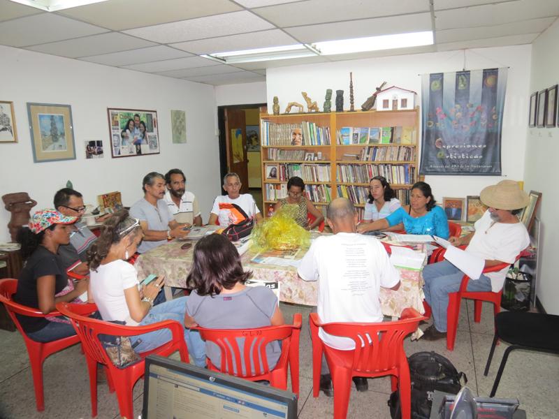 Medios populares del estado  Vargas organizan encuentro regional
