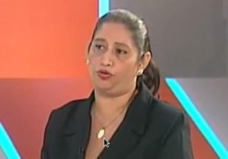 Mayra Mabaricuna directora ejecutiva de la Cámara de Industriales de Plaza Zamora
