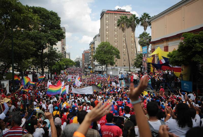 (AUDIO) Presidente Nicolás Maduro aprobó recursos para universidades venezolanas