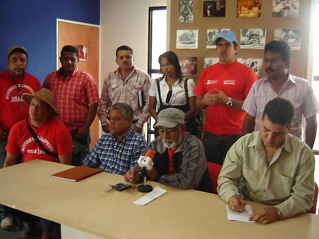 Medios comunitarios del estado Yaracuy emiten un Comunicado apoyando al Gobierno Nacional y a su Fuerza Armada