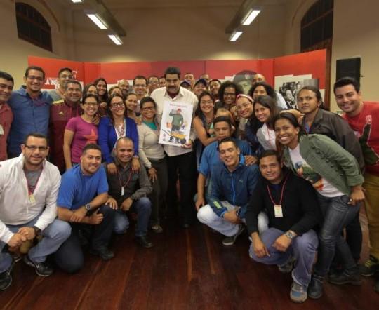 Frente Francisco de Miranda cumple 13 años de luchas y victorias