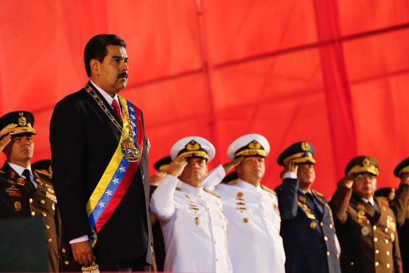 Maduro destacó triunfos de Venezuela en pugna histórica por la soberanía