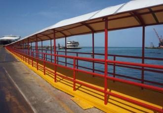 Muelle Punta de Piedras