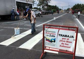 Vialidad En el Zulia