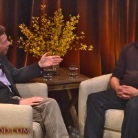 Eckhart Tolle brings Wisdom to Google