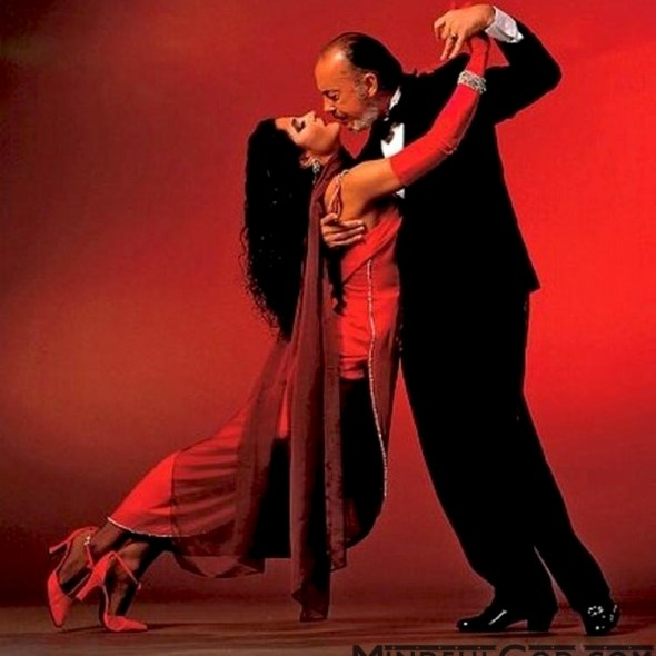 In A Perfect Tango With The Creator