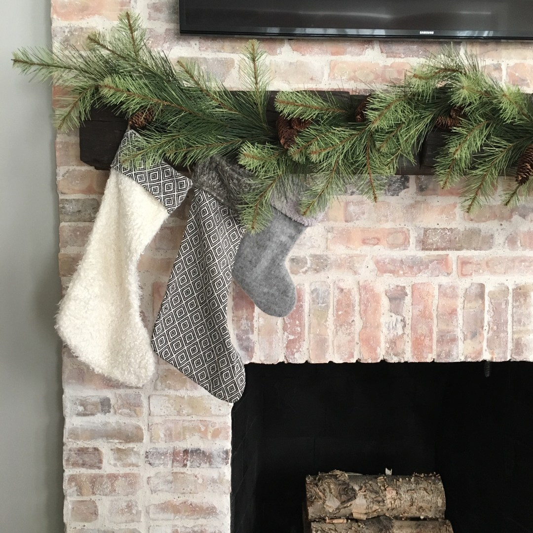 Christmas Living Room Tour – Mindfully Gray