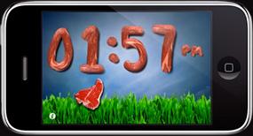 Meat Clock