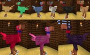 Chococraft Mod for Minecraft 1.8 and 1.6.4