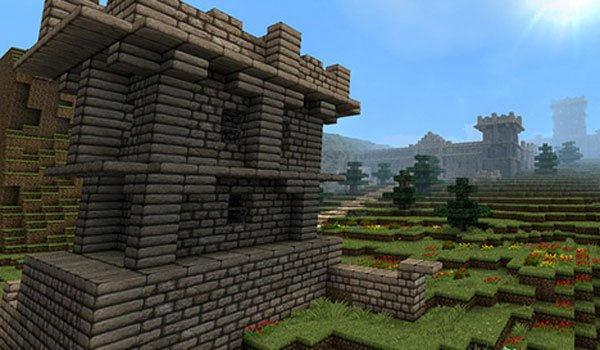 JohnSmith Texture Pack for Minecraft 1.7.2