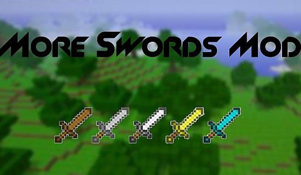 More Swords Mod for Minecraft 1.7.10 and 1.7.2