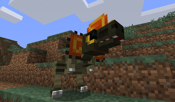 Fossil Archeology Mod for Minecraft 1.7.2 and 1.7.10