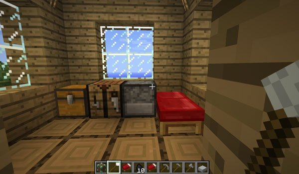 Insta House Mod for Minecraft 1.6.2 and 1.6.4