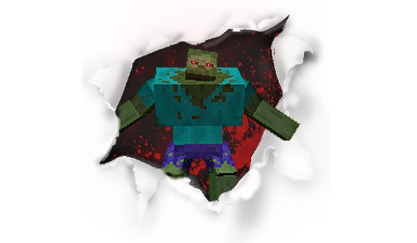 Mutant Creatures Mod for Minecraft 1.7.2 and 1.7.10
