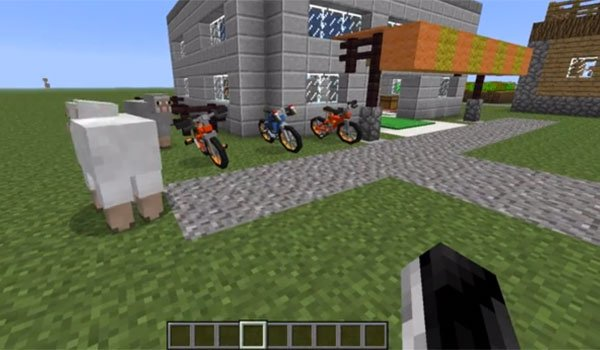 PokeCycle Mod for Minecraft 1.6.2 and 1.6.4