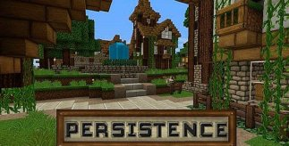 Persistence Texture Pack for Minecraft
